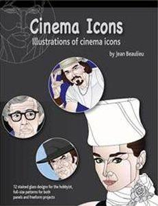 90313-Cinema Icons Bk ---SALE!