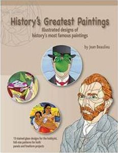 90314-History's Greatest Paintings Bk.