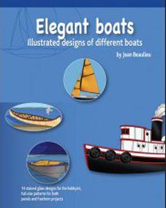 90316-Elegant Boats Bk.
