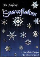 90517-Magic Of Snowflakes Bk.