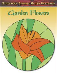 90556-Garden Flowers Bk.