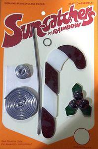 92023-Candy Cane Suncatcher