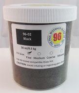 WF9546-Frit 96 Fine Black Opal #96-02