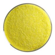 BU012091F-Frit Fine Canary Yellow Opal 1# Jar