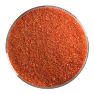 BU012401F-Frit Fine Poppy Red Opal 5# Jar