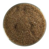 BU020391F-Frit Fine Solid Brown Opal 1# Jar
