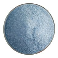 BU020891F-Frit Fine Dusty Blue Opal 1# Jar