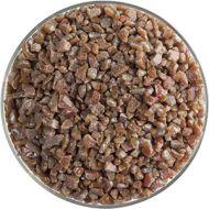 BU031093F-Frit Coarse Umber Opal 1# Jar