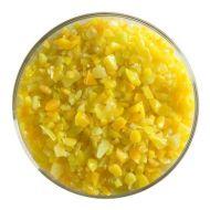 BU032093F-Frit Coarse Marigold Yellow Opal 1# Jar