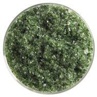 BU114192F-Frit Med. Olive Green Trans. 1# Jar