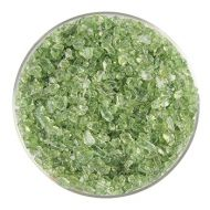 BU121793F-Frit Coarse Leaf Green 1# Jar