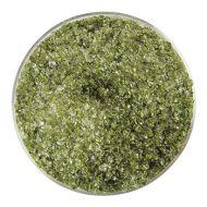 BU122692F-Frit Med. Lily Pad Green 1# Jar