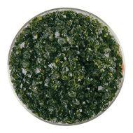 BU122693F-Frit Coarse Lily Pad Green 1# Jar