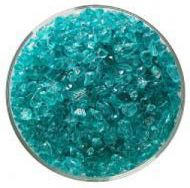 BU140893F-Frit Coarse Light Aqua 1# Jar