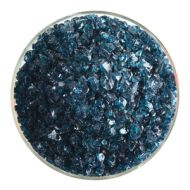 BU144493F-Frit Coarse Sea Blue Trans. 1# Jar