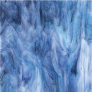 BU3086F-White/Turq./ Midnight Blue