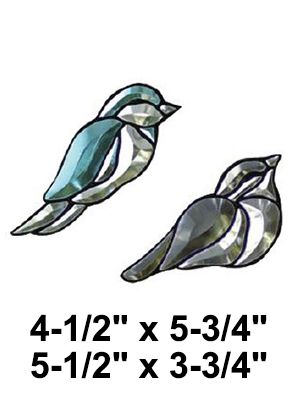 BC040R-GST Cluster Songbirds (Right) SALE!