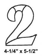 BN2-Bevel Number 2