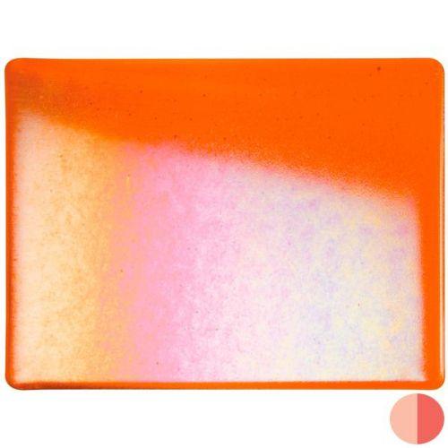 "BU102531FH-Light Orange Striker Irid. 10""x11.5"""