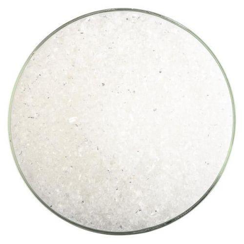 BU110193FR-Frit Coarse Iridescent Clear 1# Jar