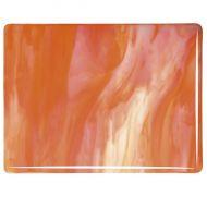"""BU2123FH-White Opal/Orange 10""""x11.5"""""""