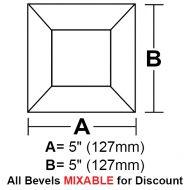 BV55-Square Bevel 5