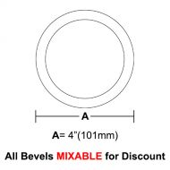 "BVR4-Circle Bevel 4"" SALE!!"