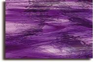 S4441W-Deep Violet/Pale Purple Streaky Waterglass
