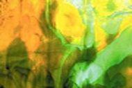 U6016-24x15 Light Brown/Green w/Dark Brown Highlights