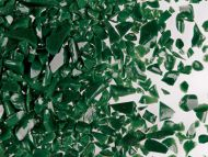 UF5032-Frit 96 Coarse Dark Green Opal #2206