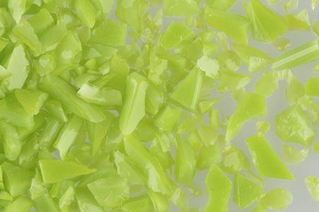 UF5025-Frit 96 Coarse Lemongrass Opal #2262