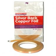 """12280-Venture 7/32"""" Silver Back Foil 1.2 Mil"""