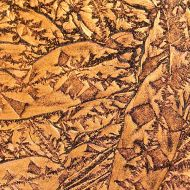 VG2100A-Van Gogh Copper Sparkle 24