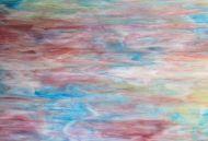 W1059- Pink/White/Blue Wispy #O257