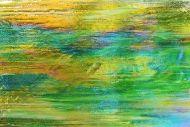 W1197-Green Wispy Iridescent #0101R