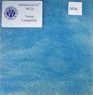 WF3154 90 Crystal/Blue Streaky #90-24