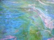 Y4637SP-Pale Green/Copper Cobalt Blue/Bubblegum/Dark Green