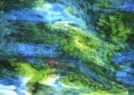 Y4676SP-Green/Blue/Gold/ Purple/Green opal