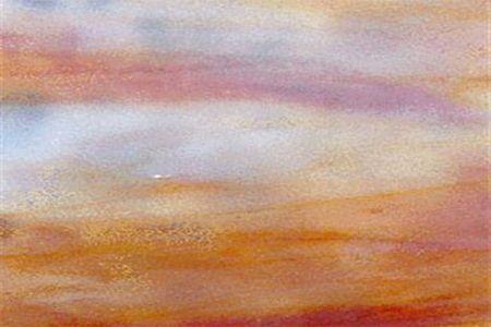 Y9011HS-White Opal/Red Orange