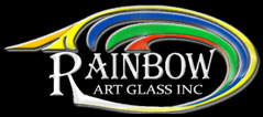 Thins-Colors/Iridescents-96 COE - Rainbow Art Glass - Distributor of Art Glass and Related Supplies Since 1960